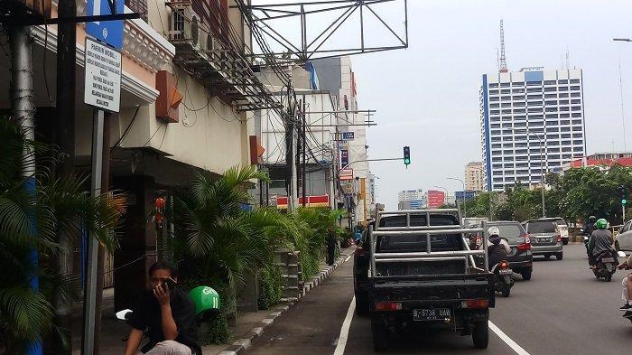 400 Personel Polisi Diterjunkan Jaga Arus Lalu Lintas Terkait Rencana Demontrasi Jokowi End Game