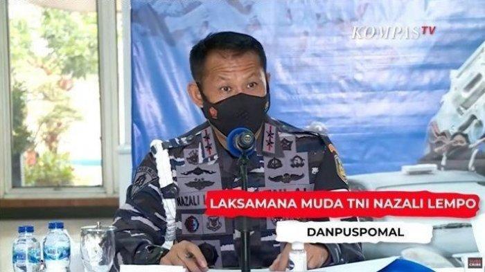 Profil Laksda TNI Nazali Lempo, Danpuspom TNI Bergelar Doktor Ilmu Hukum dengan IPK 3,78