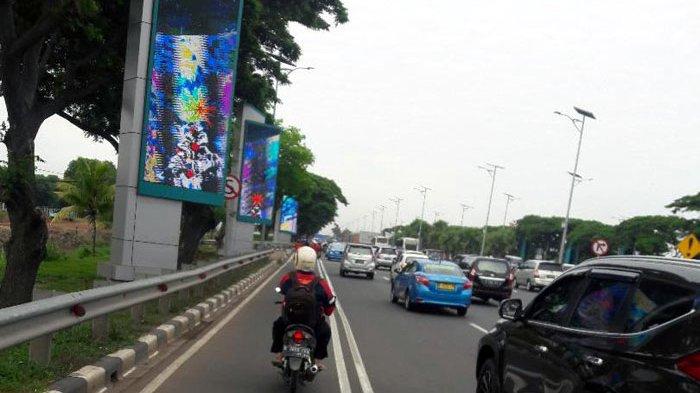 Lalu Lintas di Bandara Bandara Soekarno-Hatta Pagi Ini Padat