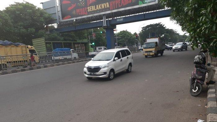 VIDEO Traffic Report: H+4 Lebaran Lalu Lintas di Sejumlah Jalan Protokol Tangerang Mulai Ramai