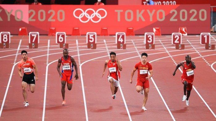 VIDEO : Lalu Muhammad Zohri Finis di Posisi Kelima, Gagal Lanjutkan Penampilannya di Olimpiade