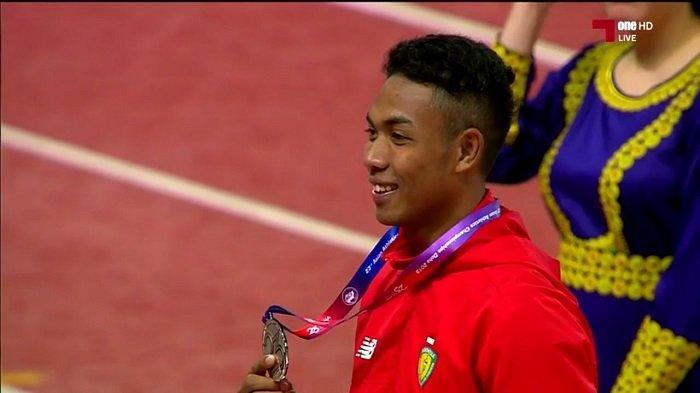 Lalu Muhammad Zohri Raih Perak di Kejuaraan Atletik Asia 2019
