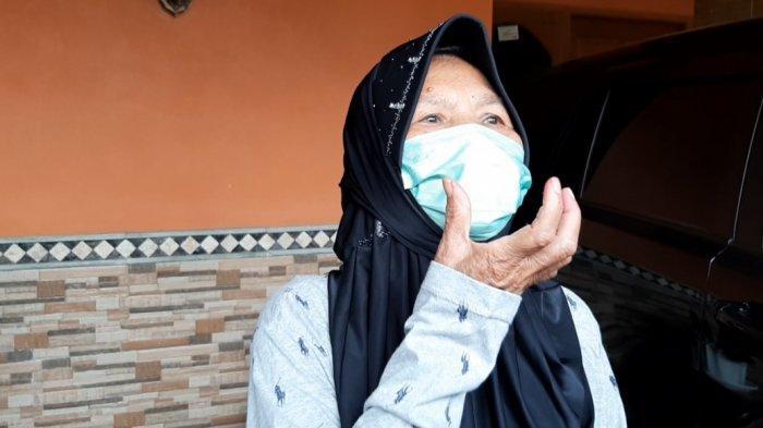 Lansia di Desa Bojonggede Bogor Senang Dirinya Terdata dan Siap Disuntik Vaksin Covid-19