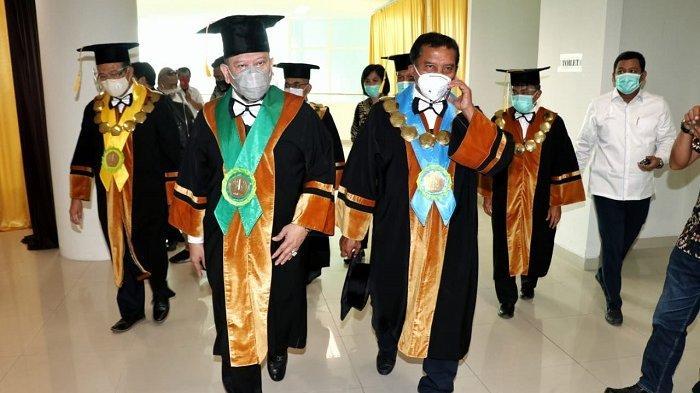 Dukung Pembangunan PLTMH, Ketua DPD RI Berharap Perguruan Tinggi Berinovasi