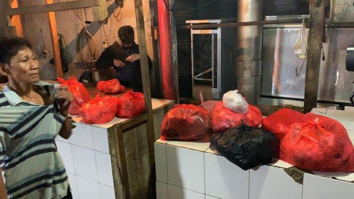 Polisi Akhirnya Menangkap Penjual Daging Sapi yang Mencampur Daging Babi di Kota Tangerang