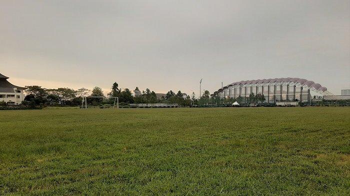 Jelang Penyelenggaraan Liga 1 2021, Lapangan Latihan Persita Ditarget Siap Dipakai Pada Juni Nanti