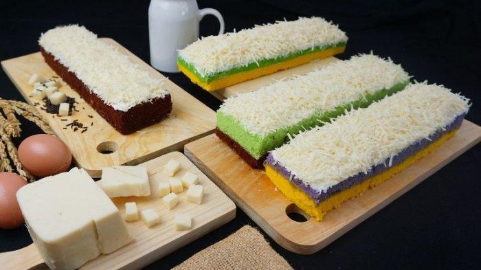 Jika Sedang Jalan ke Bandung, Jangan Lupa Cicipi dan Beli Kue Lapis Van Java yang Teksturnya Lembut