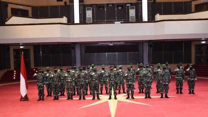 Daftar Lengkap Mutasi 62 Pati TNI, Danjen Kopassus Cantiasa Digantikan Wakilnya, Mohammad Hasan