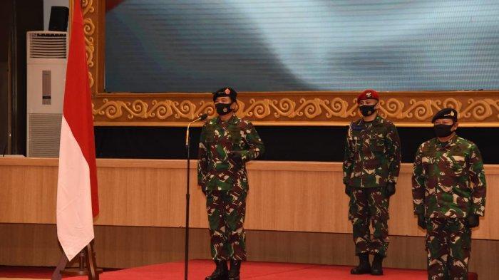 Daftar Lengkap Mutasi 181 Pati TNI, Richard Tampubolon Dankopassus, Eko Margiyono Pangkostrad
