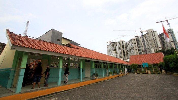 13 Gedung Sekolah di Jakarta Pusat akan Diusulkan Rehab Total Mulai dari TK Sampai SMP