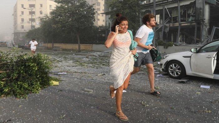 Ledakan di Beirut: Bencana Itu Sudah Dikhawatirkan Sejak Enam Tahun Lalu