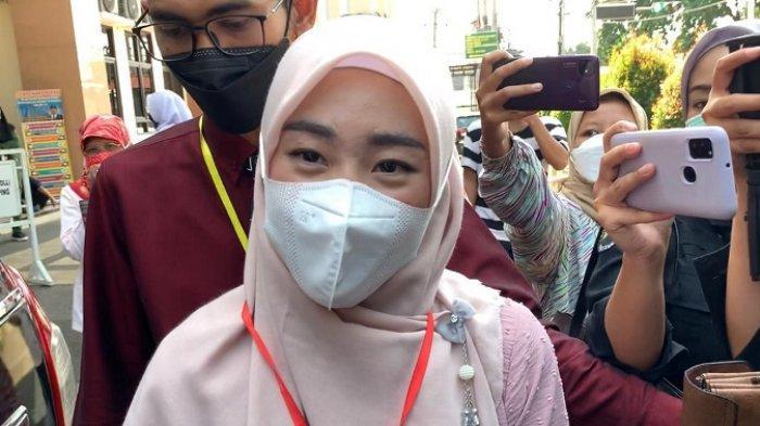 Larissa Chou Akui Lega Gugatan Cerai terhadap Alvin Faiz Dikabulkan Hakim