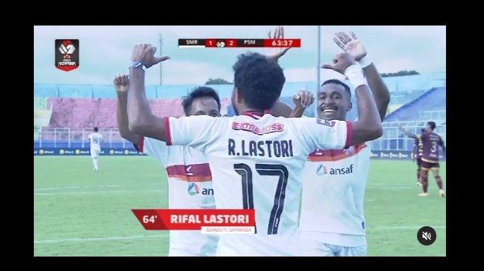 Hasil Laga Grup B Piala Menpora 2021 Borneo FC 2-2 PSM Makassar: Pasukan Ramang Lolos Perempat Final
