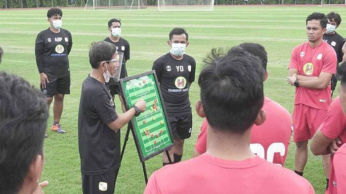 Djajang Nurjaman Pelatih Barito Putera Belum Tahu Kapan Timnya Mulai Berlatih Kembali