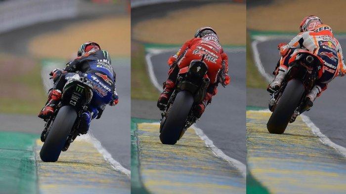 Link Live Streaming dan Hasil Latihan Bebas 2 MotoGP Prancis: Zarco Tercepat, Rossi 10 Besar