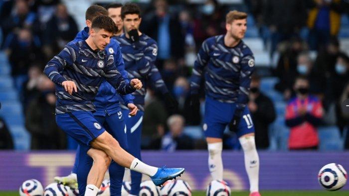 Sedang Berlangsung Chelsea vs Leicester City, Beraroma Dendam, Blues Langsung Menekan Leicester