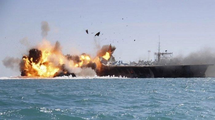 Israel Dikabarkan Serang Kapal Kargo Iran di Laut Merah