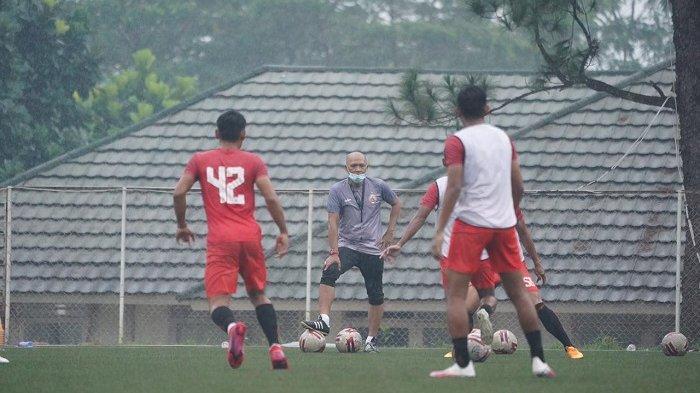 Persija Jakarta Gelar Latihan Perdana, Mark Klok Optimistis Timnya Juara Piala Menpora 2021