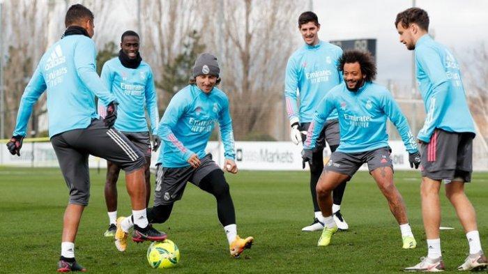 Perkiraan Sususnan Pemain dan Live Streaming Atalanta vs Real Madrid, Optimisme Saat Badai Cedera