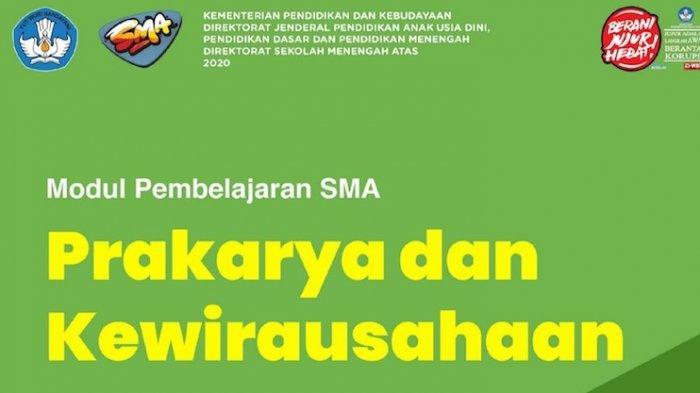 Latihan Soal UKK/UAS/PAT dan Kunci Jawaban Prakarya Kelas 11 Semester 2 Tahun 2021