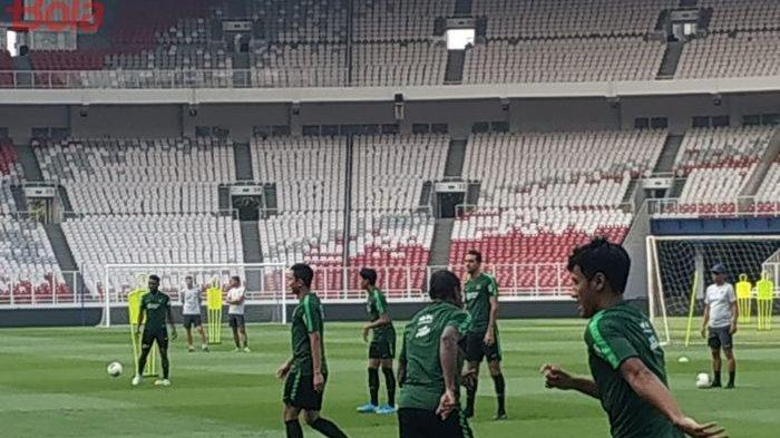 Jelang Laga Indonesia vs Thailand, Timnas Tetap Fokus Meski Waktu Persiapan Sangat Singkat