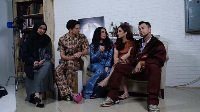 Raffi Ahmad Bikin Laudya Cynthia Bella Tertawa Saat Pemotretan BBB
