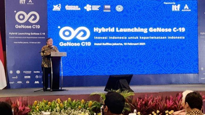 Launching GeNose C19 Inovasi Indonesia, Optimisme Pemulihan Pariwisata Indonesia Mulai Tergambar