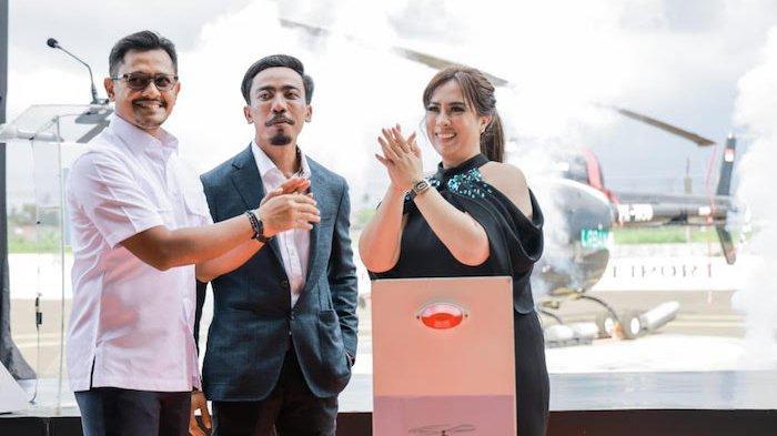Keliling Bali Cukup Sewa Helikopter Urban Air dengan Harga Mulai Rp 5,5 juta