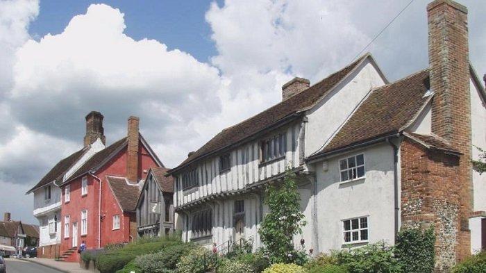 Lavenham, Inggris