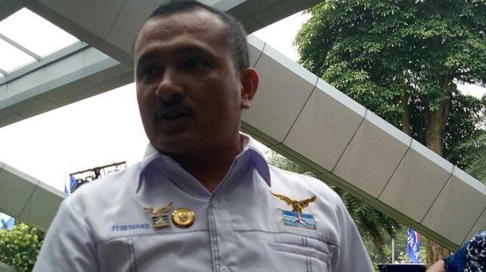 Ahmad Dhani Dibui, Ferdinand Hutahaean Sebut Ramalan Wanda Hamidah Nyata