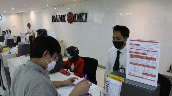 Kredit Bank DKI di Sektor UMKM Alami Pertumbuhan Hingga Sebesar 10,26 Persen