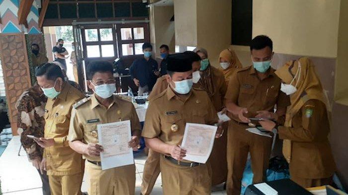 Pemkot Tangerang Launching Cetak Mandiri Layanan Pembayaran Pajak Kotak Masuk
