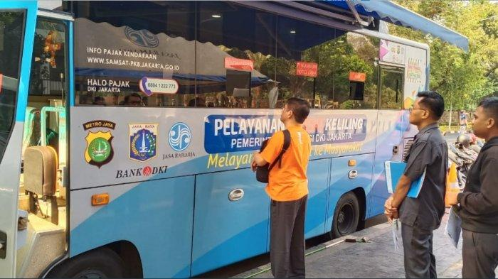 Lokasi SIM Keliling di Jakarta dan Lokasi Gerai Samsat di Jadetabek Senin 30 September 2019