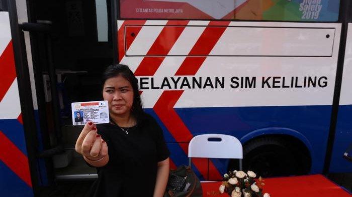 Kasi SIM Polda Metro Jaya Tunggu Arahan Pengaplikasian Klasifikasi CC SIM C Kendaraan Bermotor