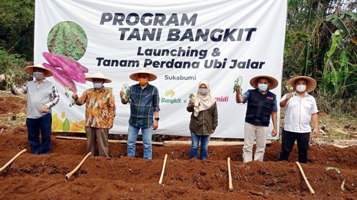 Lazismu Launching Program Ramadan 1442 H