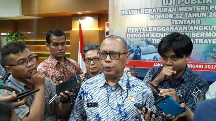 Mahfud Serahkan 12 Nama Calon Anggota Kompolnas ke Jokowi, Ada Mantan Dirjen Hubdat Pudji Hartanto