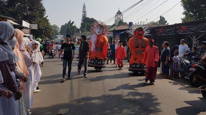 Lebaran Betawi Kampung Sawah Pererat Silaturahmi