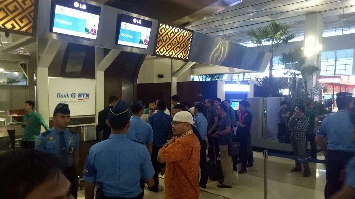 Polisi Jelaskan Kronologi Ledakan di Bandara Soekarno-Hatta