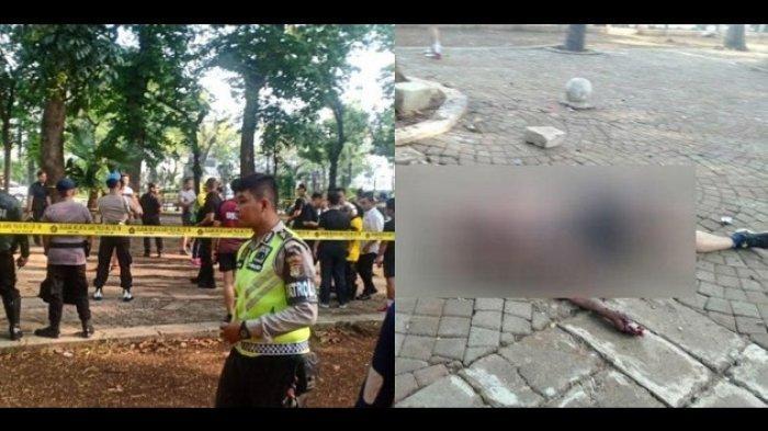 Pasca Reuni 212 Terjadi Ledakan Granat Asap di Monas Lukai Dua TNI, Viral Kabar Salah Satunya Tewas?