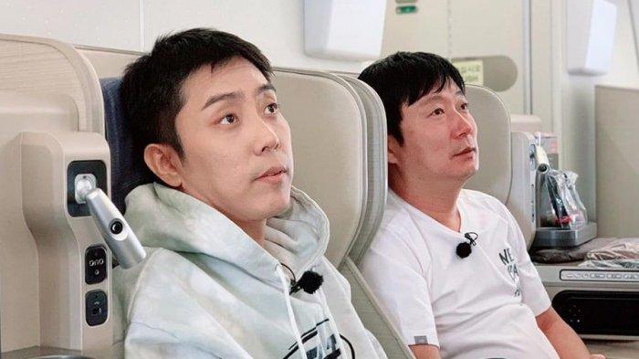 Lee Soo Geun dan Eun Ji Won Akhirnya Berangkat ke Islandia
