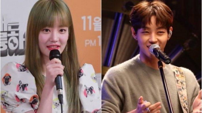 Lee Yoo Bi dan Woosung The Rose Bantah Kabar Berpacaran
