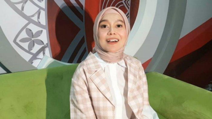 Penyanyi dangdut Lesti Kejora ketika ditemui di Jakarta, Rabu (12/8/2020).