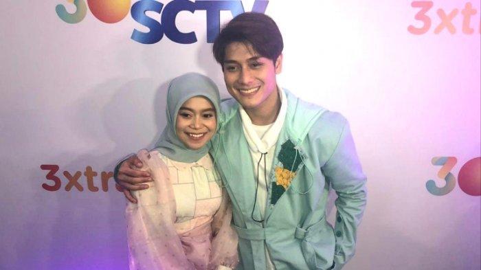 Penyanyi dangdut Lesti Kejora dan Rizky Billar menjadi salah satu pengisi acara di Ulang-tahun ke-30 SCTV, Senin (24/8/2020) malam.