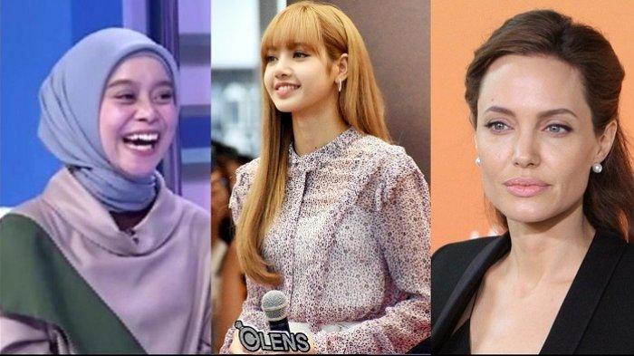 Lesti Kejora Masuk Lima Besar Wanita Tercantik di Dunia, Menyaingi Lisa BLACKPINK dan Angelina Jolie