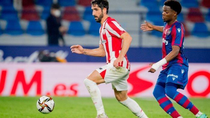 Menang Atas Levante 2-1 Melalui Perpanjangan Waktu, Athletic Bilbao Tantang Barcelona di Final