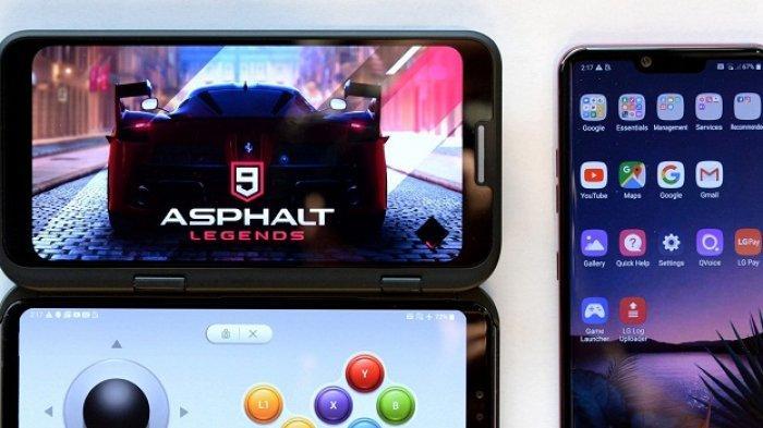 Giliran LG Kenalkan V50 ThinQ dengan Teknologi 5G, setelah Samsung Galaxy S10 5G dan Huawei Mate X