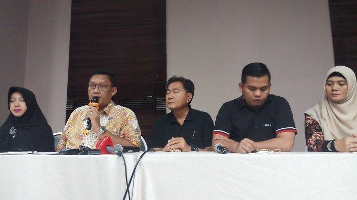 Keluarga Korban Lion Air Membuat Surat Tuntutan Terbuka
