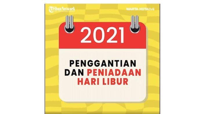 Pemerintah Ubah Ketentuan Libur Bersama 2021 Berdasarkan SKB 3 Menteri