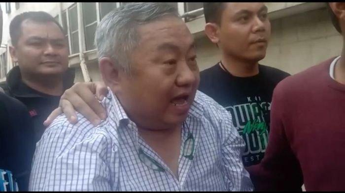 Setelah Dibekuk di Apartemen Hayam Wuruk,  Polisi Geledah Rumah Lieus Sungkharisma di Taman Sari