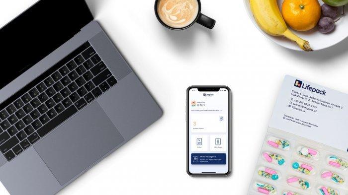 Lifepack, Aplikasi Apotek Digital Bantu Penderita Penyakit Kronis Beli Obat Tanpa Harus Antre